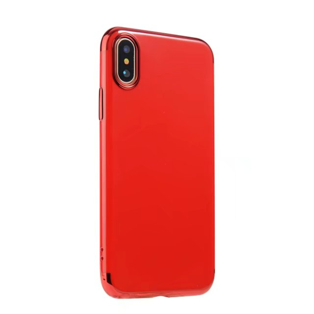 Luxury  Hybrid Hard Plastic Case Ultra Thin and Slim Anti Scratch Matte Finish Cover Case for iPhone X