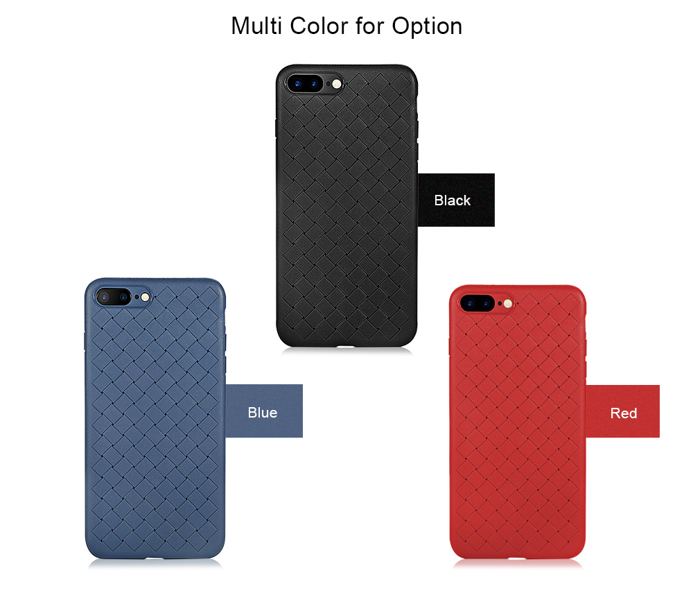 Benks TPU Anti Knock Protective Back Cover Case For IPhone 8 Plus 7
