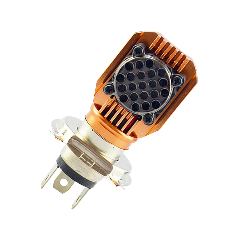 M11M Bulb with Fan Patent Design Scooter Headlight 20W