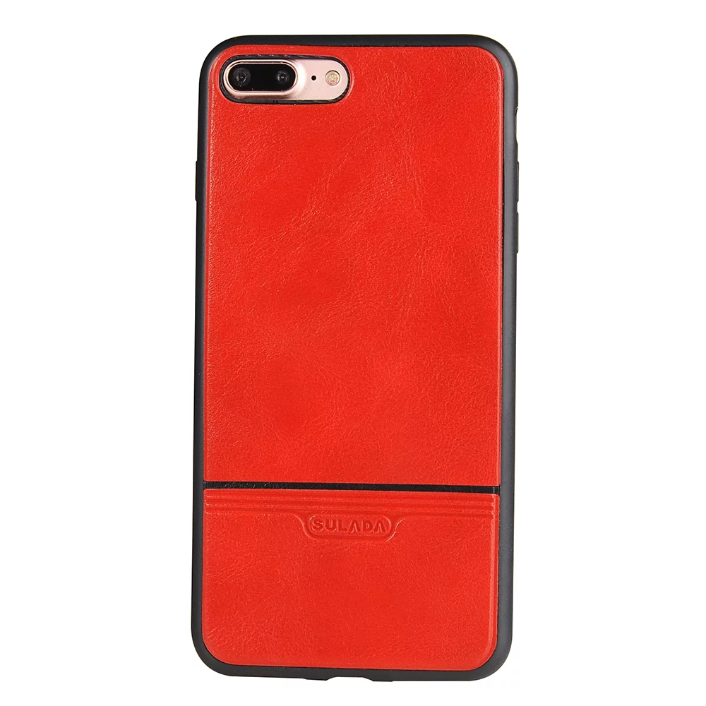 Case with SF Coated Non Slip Matte Surface for Excellent Grip and Compatible for iPhone 7 Plus / 8 Plus