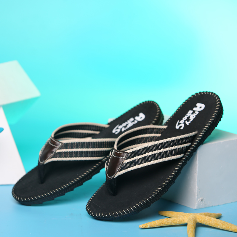 Three-Color High Elasticity Slippers