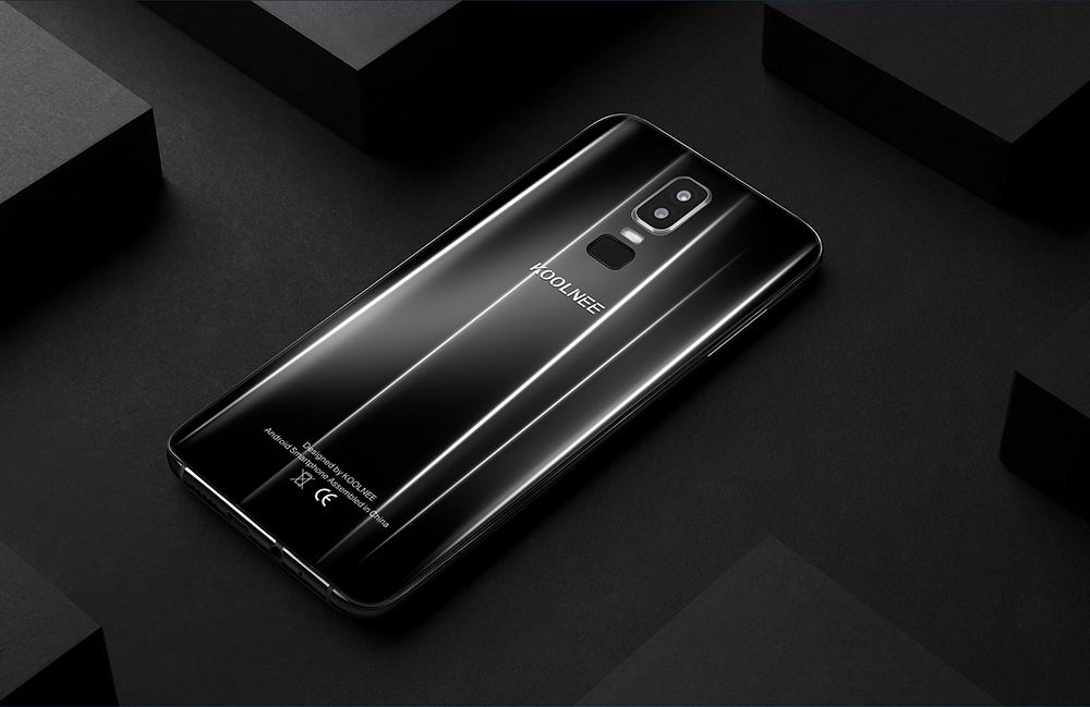 KOOLNEE K1 4G Phablet Android 7.0 6.01 inch MTK6750T Octa Core 1.5GHz 4GB RAM 64GB ROM 16.0MP Rear Camera Fingerprint Scanner Full Screen