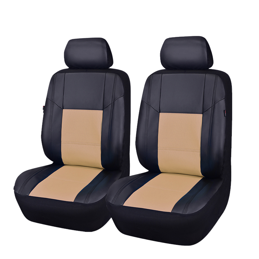Car-pass Uinversal Pu Leather Car Seat Covers