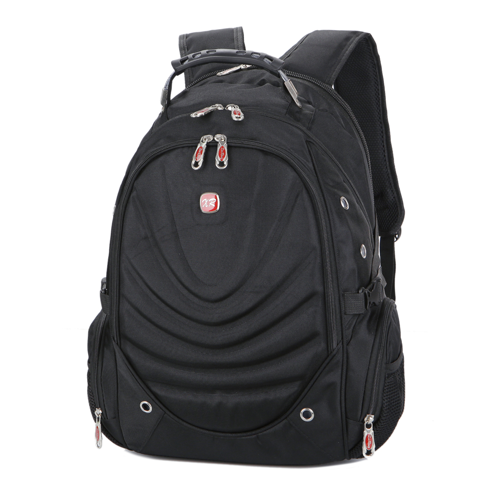 FLAMEHORSE Men Women Notebook Business Casual Travel Backpack Student Bag Is Equipped Headphone Jack