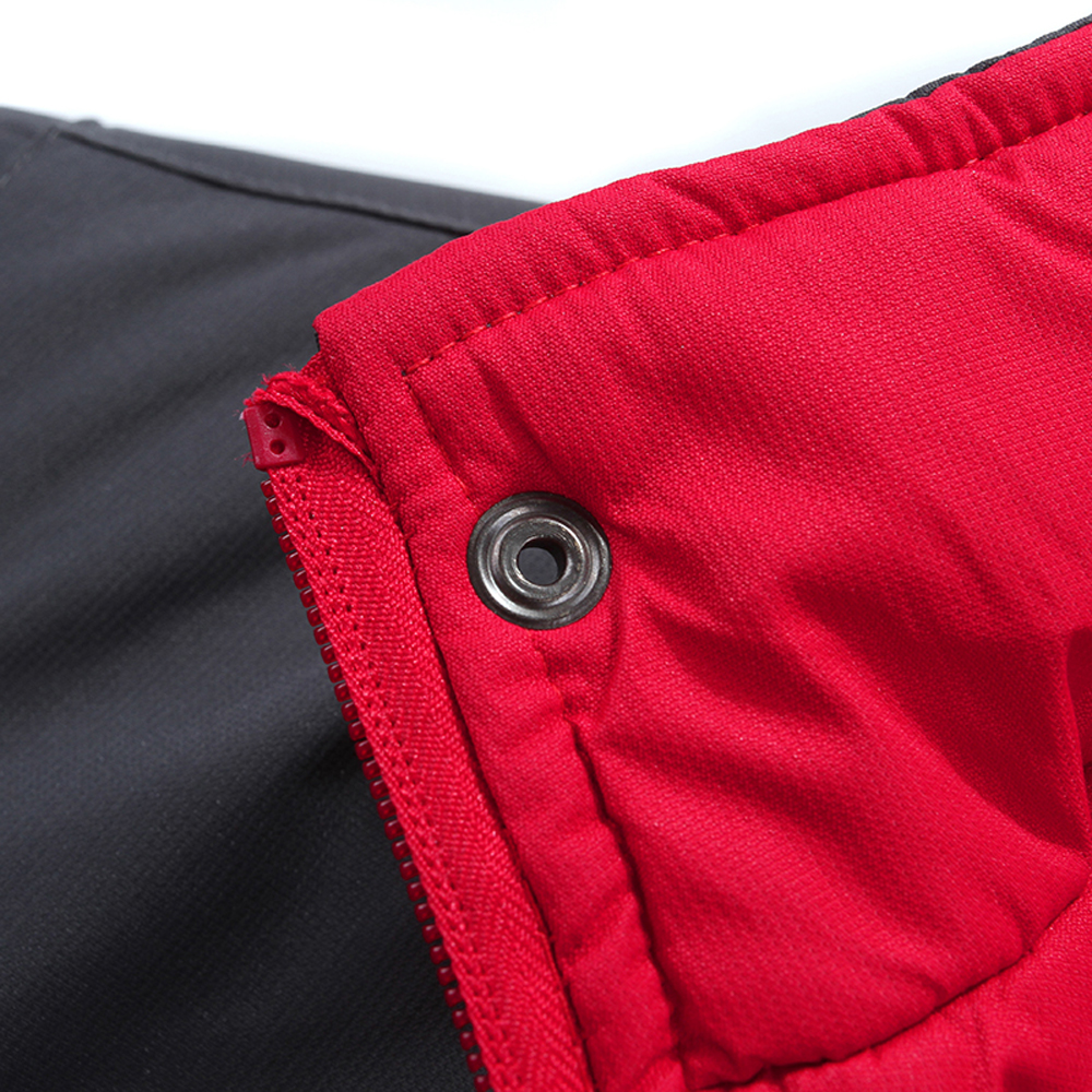 Men'S Outdoor Sports Extra Thick Protective Windbreaker