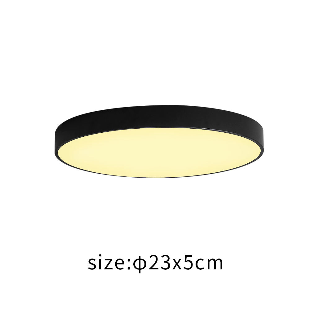 JX232H - 12W - WW Warm White Ceiling Light AC 220V