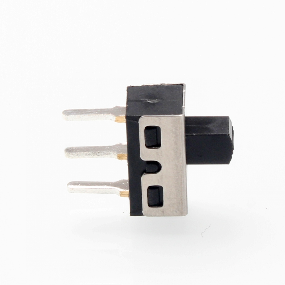 10Pcs SPDT Slide Switch 3A/250V