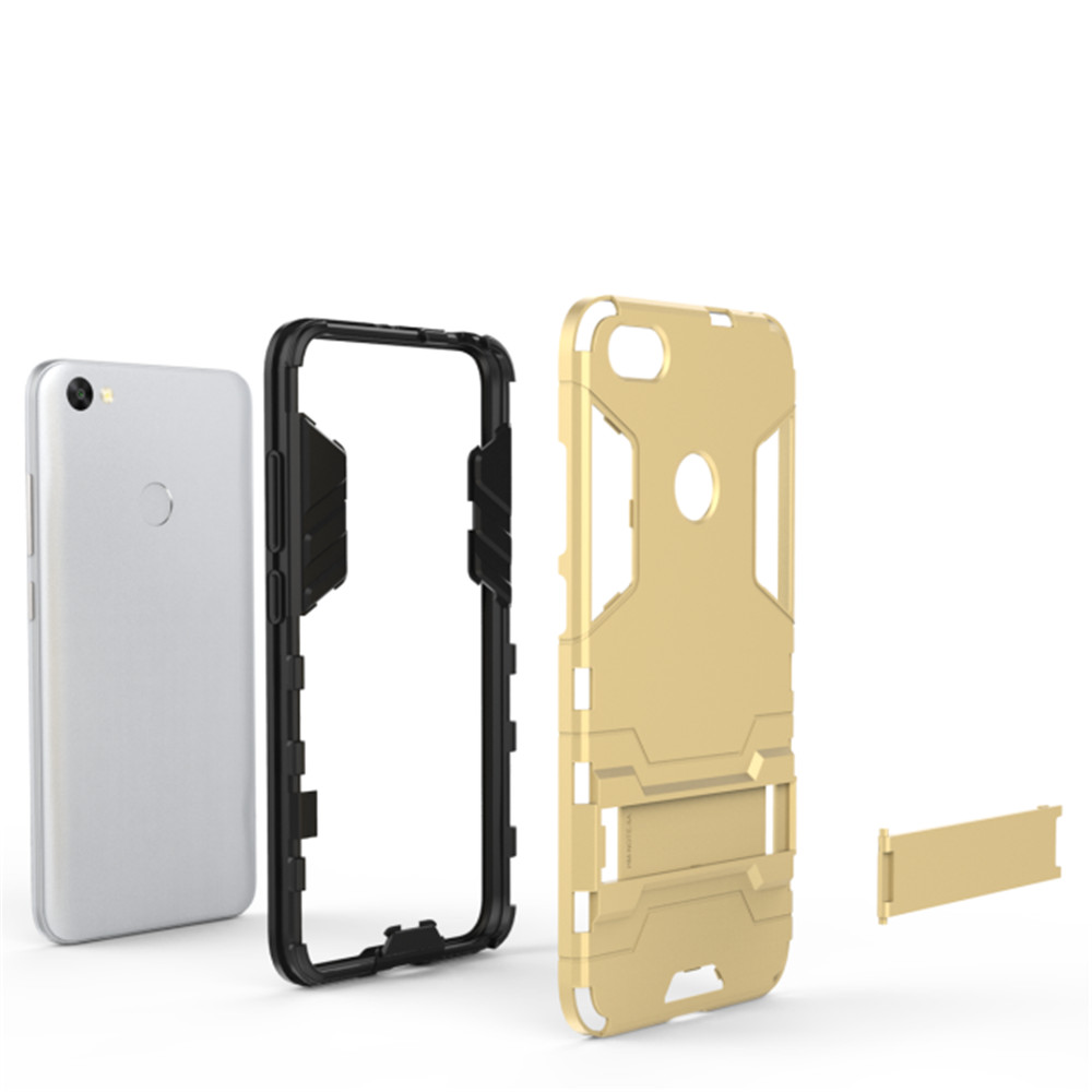 2 in 1 Bracket Phone Case for Xiaomi Redmi Note 5A