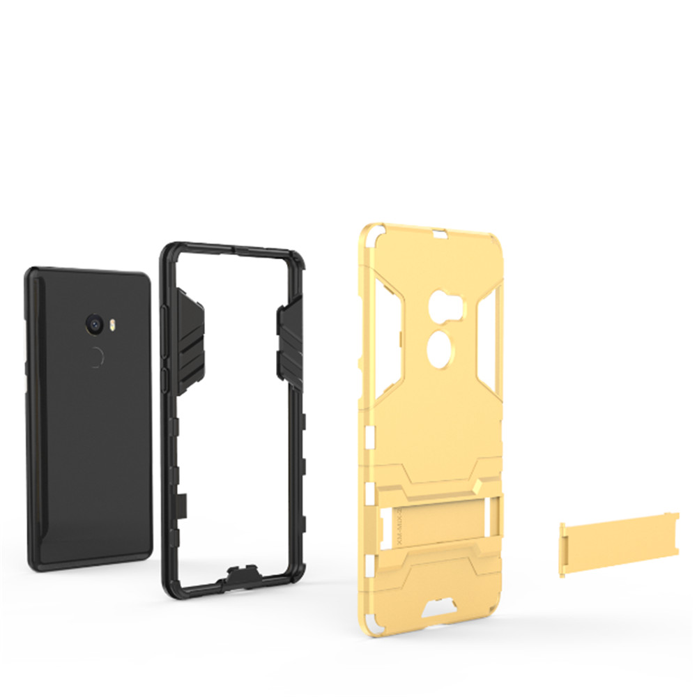 2 in 1 Bracket Phone Case for Xiaomi Mix 2