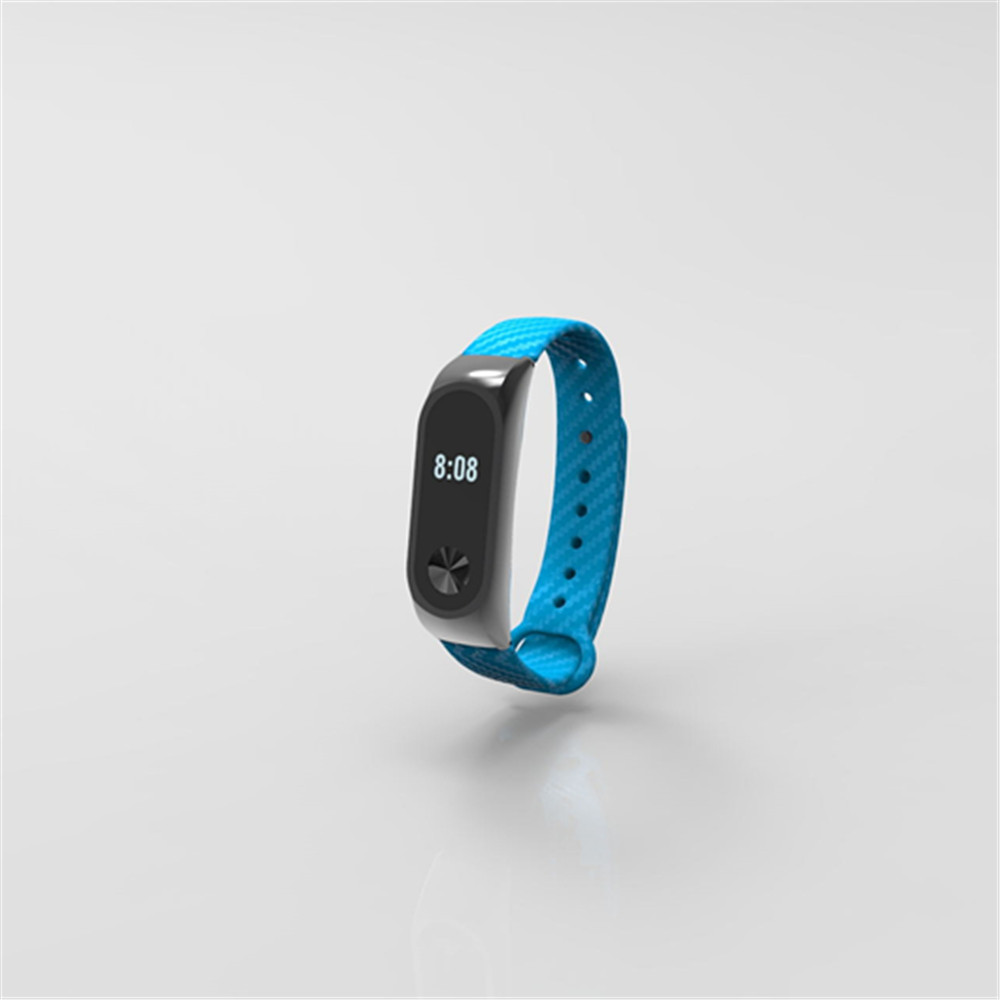 Carbon Fiber  Wristband for Xiao Mi 2