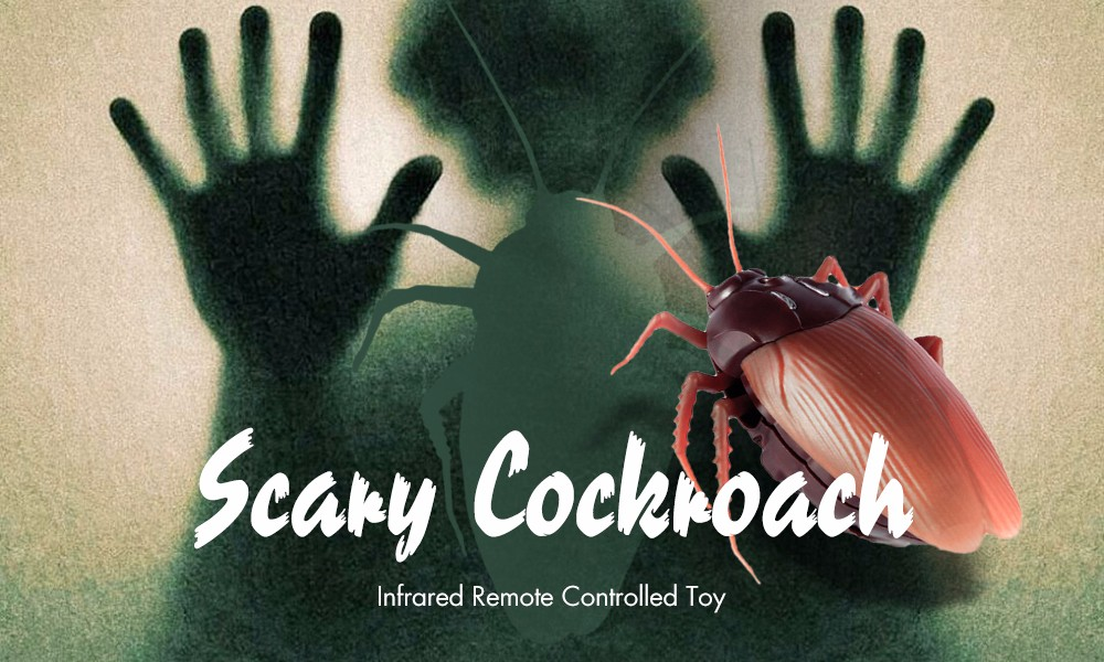 most realistic cockroach