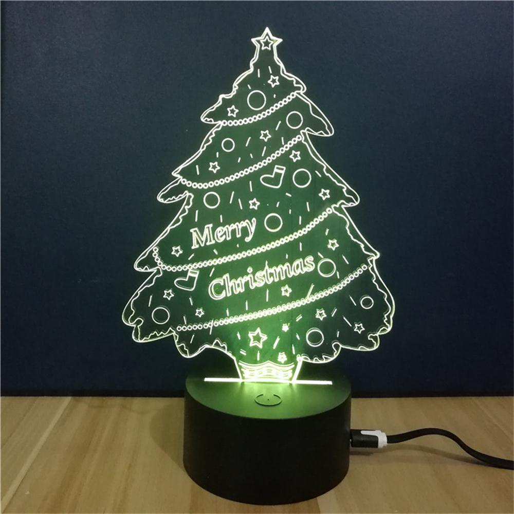 Christmas Tree Advertising Promotion LED Touches The Color-Changing ...