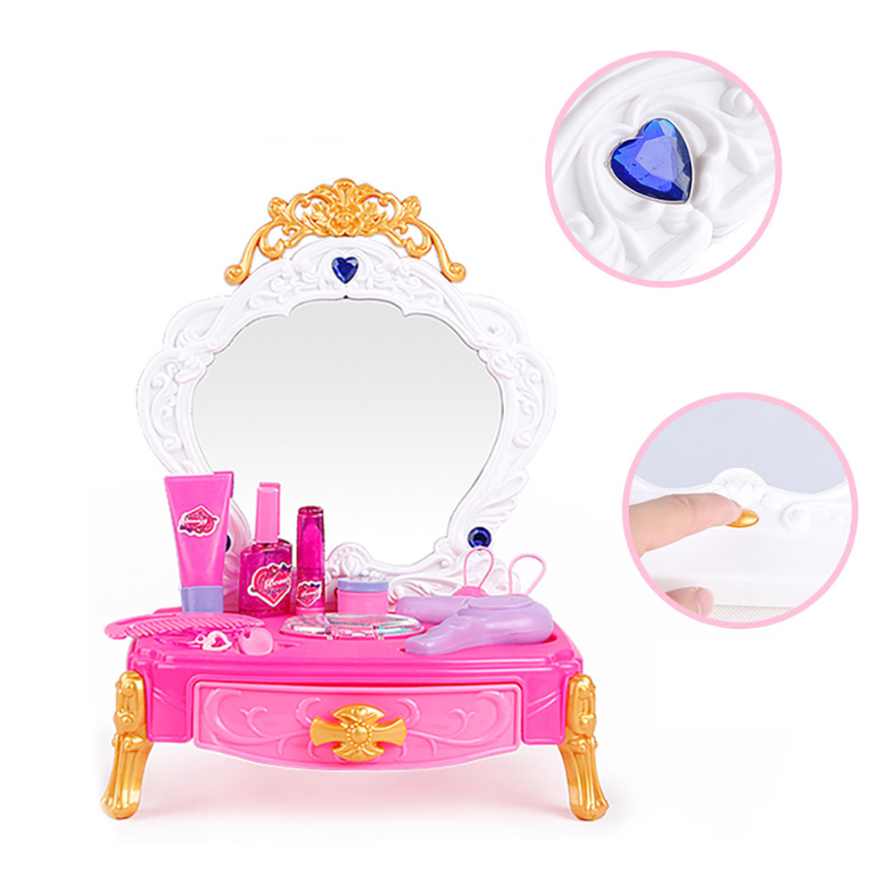 Make up dressing table toy for little girl 2525 online shopping make up dressing table toy for little girl geotapseo Images