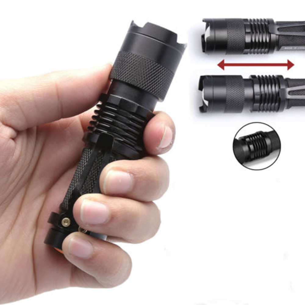Ultrafire 6000Lumen T6 LED Rechargeable Flashlight Torch Super Bright Light