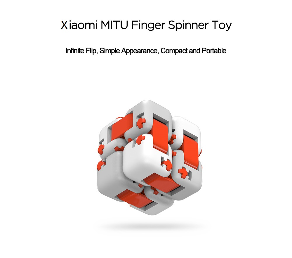 Xiaomi MITU Building Blocks Finger Fidget Anti-stress Toy Coupon Code and Review 2018