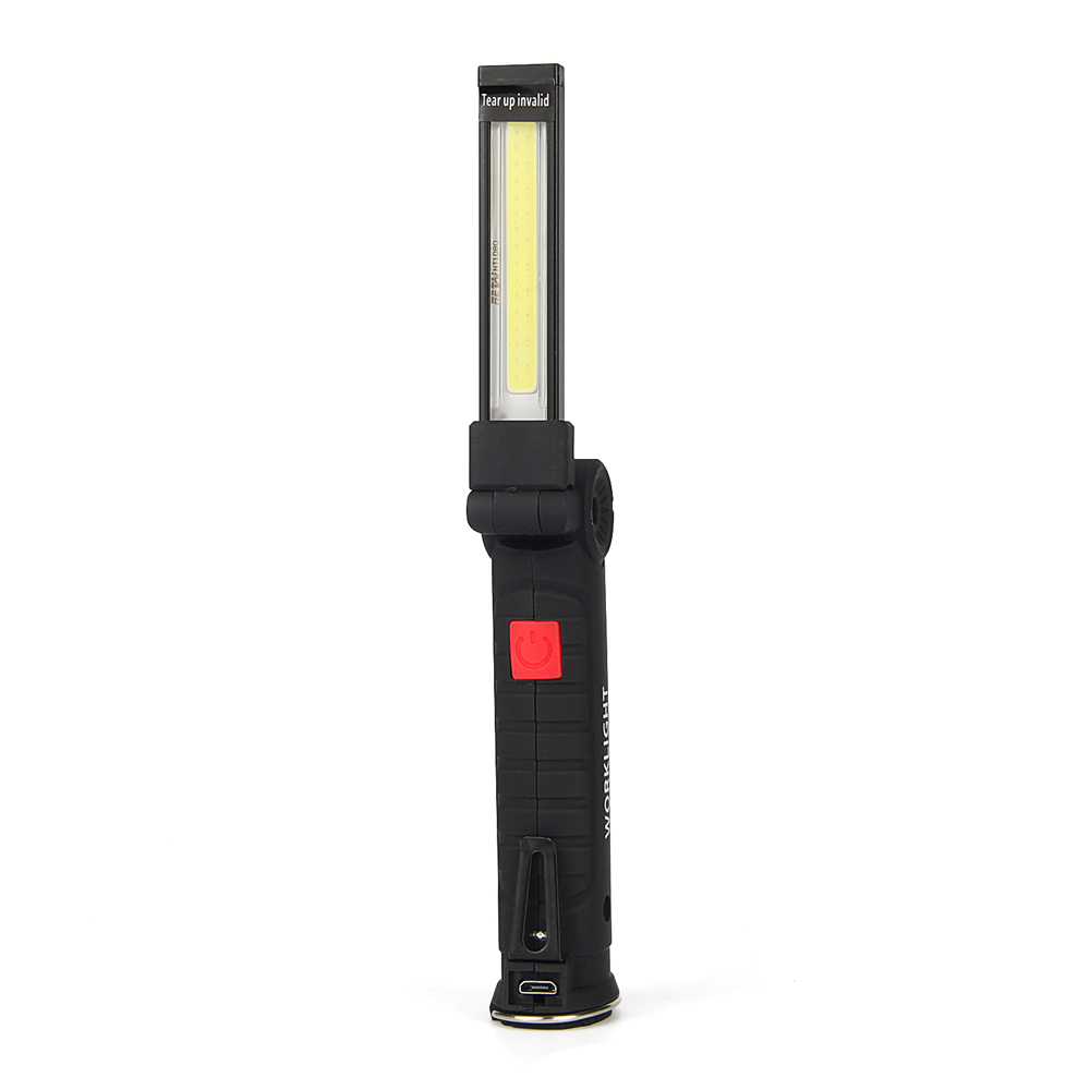 Led lights flashlights best led lights and lamps for sale with ultrafire w 51 cob 180 degree rotating 5 position usb magnetism work light parisarafo Choice Image