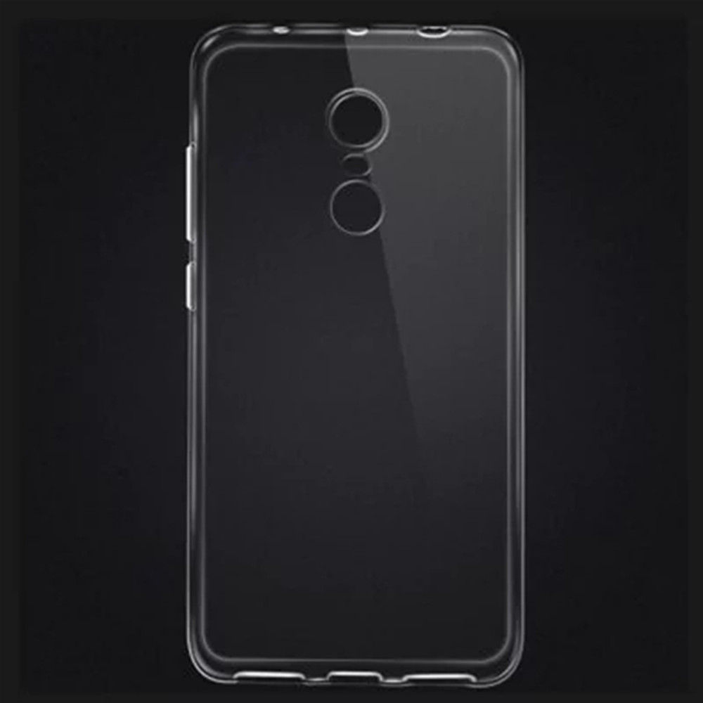 Tpu Protective Soft Case for Xiaomi Redmi Note 4