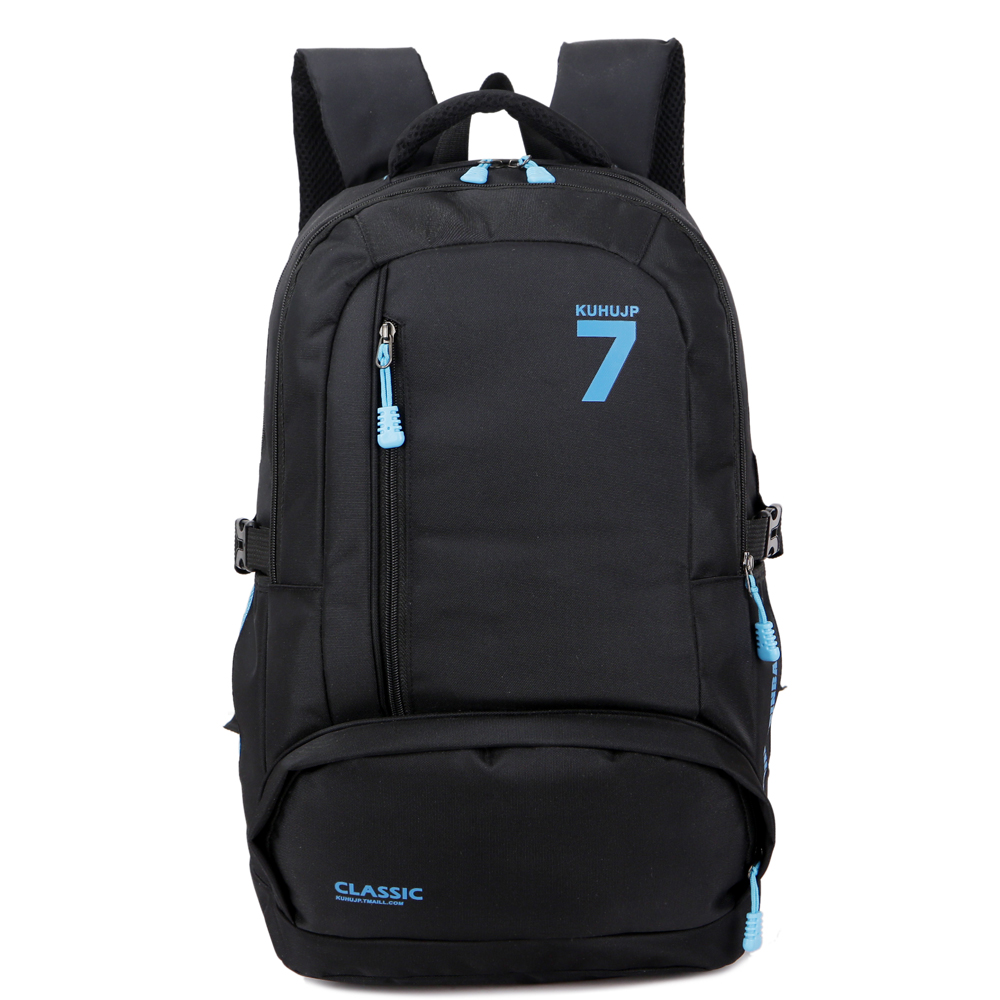 FLAMEHORSE Laptop Bag Simple Casual Travel Backpack