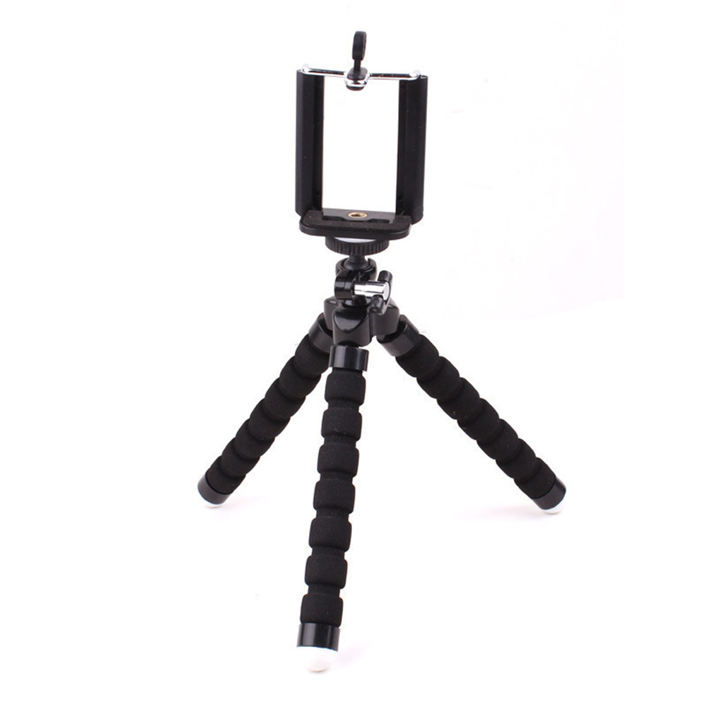 Holder Flexible Octopus Tripod Bracket Selfie Stand Mount Monopod Styling Accessories for Mobile Smartphone