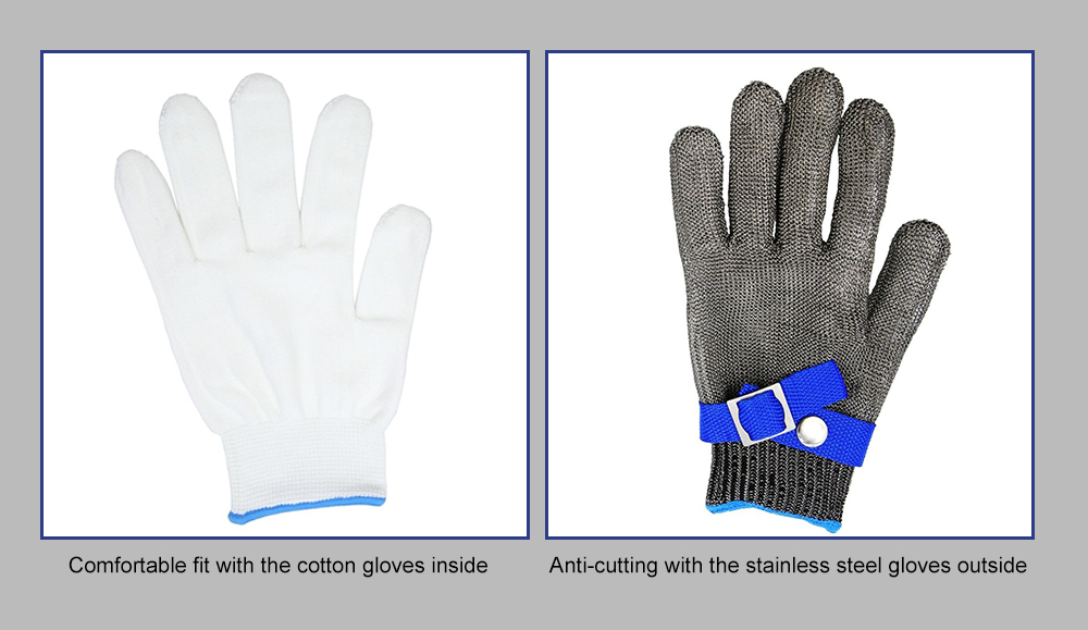 Anti Static Antiskid Glove ESD Electronic Labor Worker Computer Phone Repair、