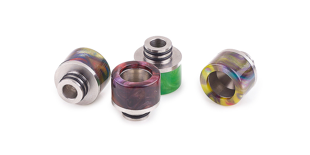 Exquisite Durable 510 Resin E-Cigarette Drip Tip for TFV8 BABY