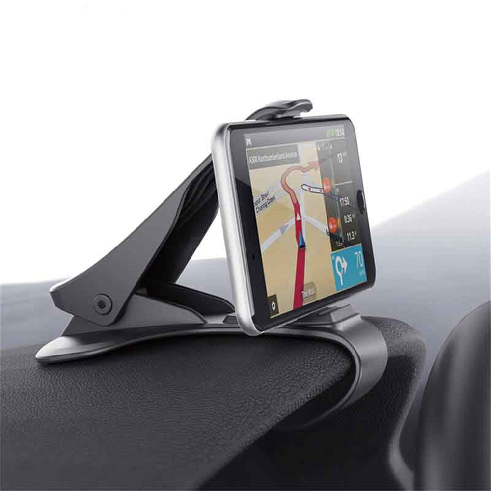 gearbest fr support pour t l phone portable gps fixer sur le tableau de bord de la voiture. Black Bedroom Furniture Sets. Home Design Ideas
