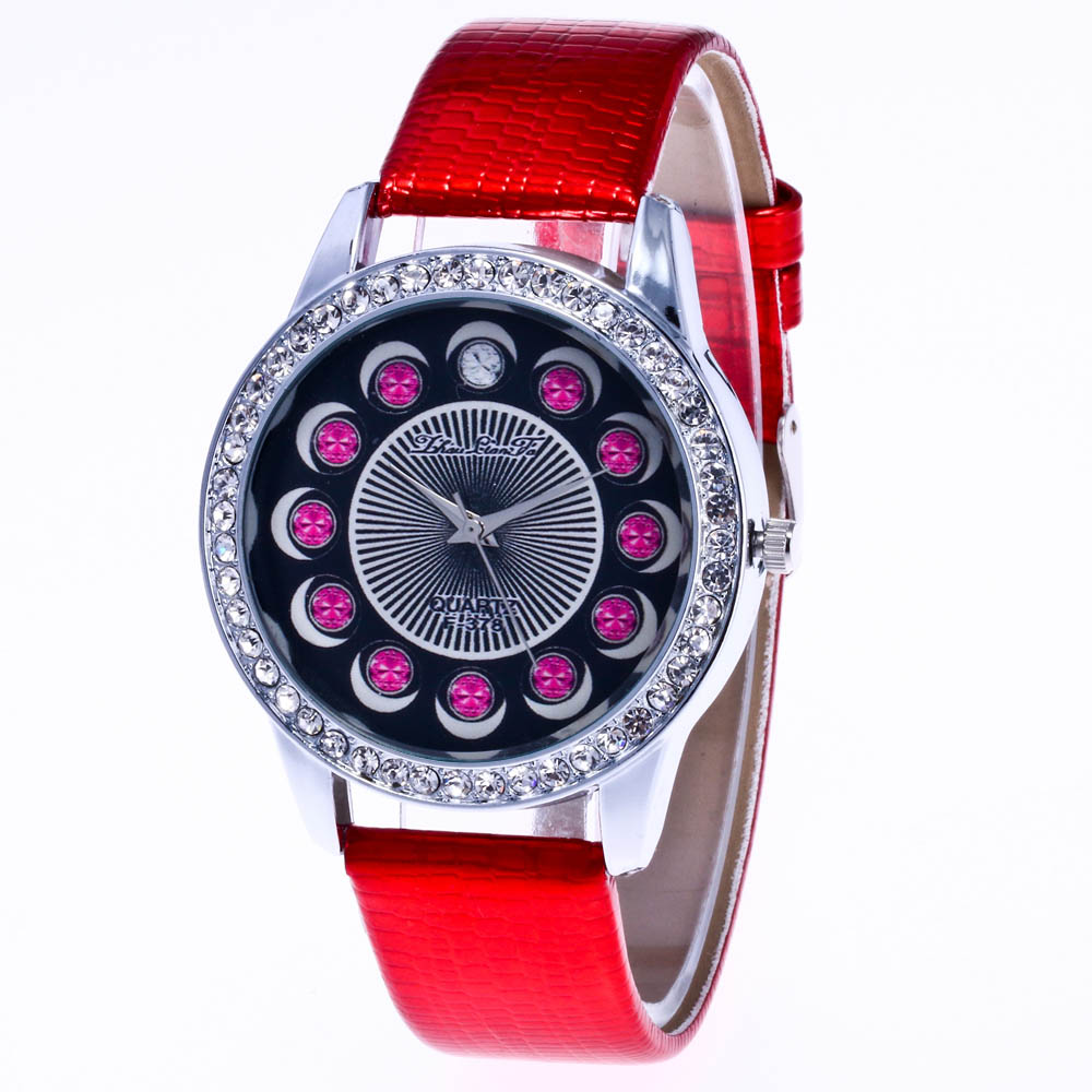 ZhouLianFa New Crocodile Pattern Silver Luxury Business Casual Quartz Watch with Box