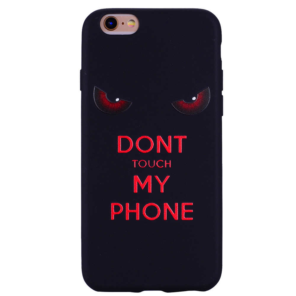 RED CANARY Iphone 6 Case ShockProof