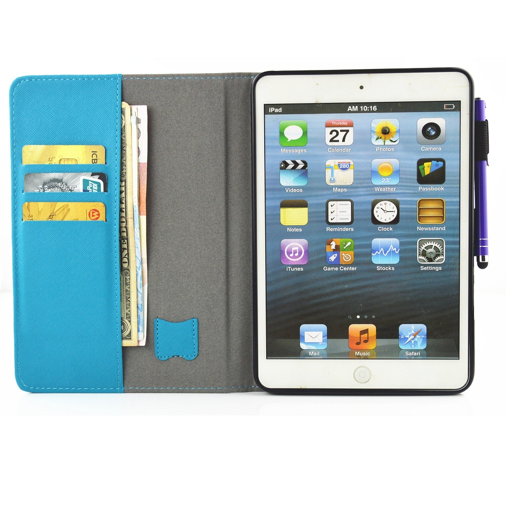 Для iPad 10.5 Case The Butterfly Tree Кожа PU Магнитный кошелек Folio Flip Smart Cover для iPad 10.5inch