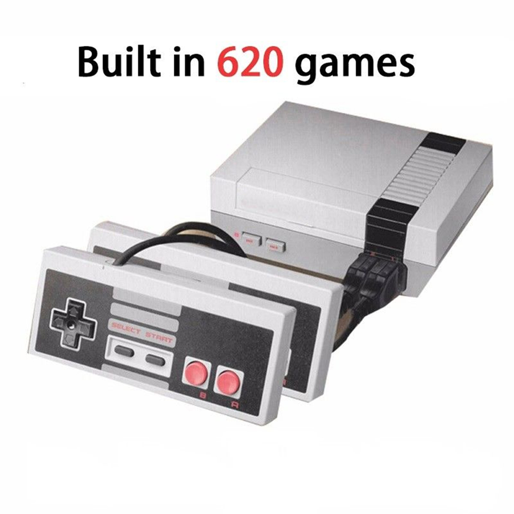NES Mini Classic Edition Games Console with 620 Classic Nintendo Games