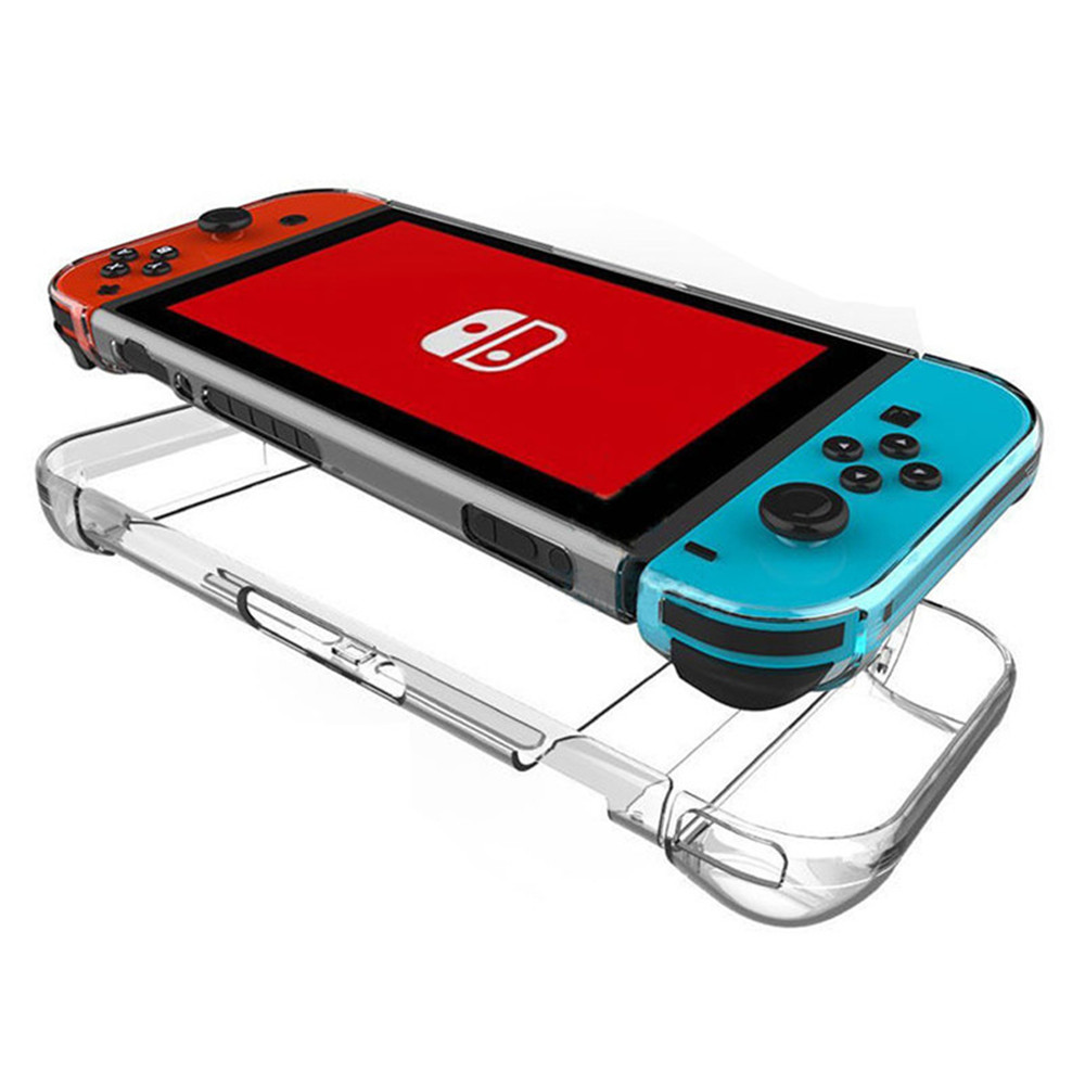 Full-Body Dustproof Protective Hard Case Cover Skin Shell Housing for  Nintend Nintendo Switch NS 2017 Joy-Con