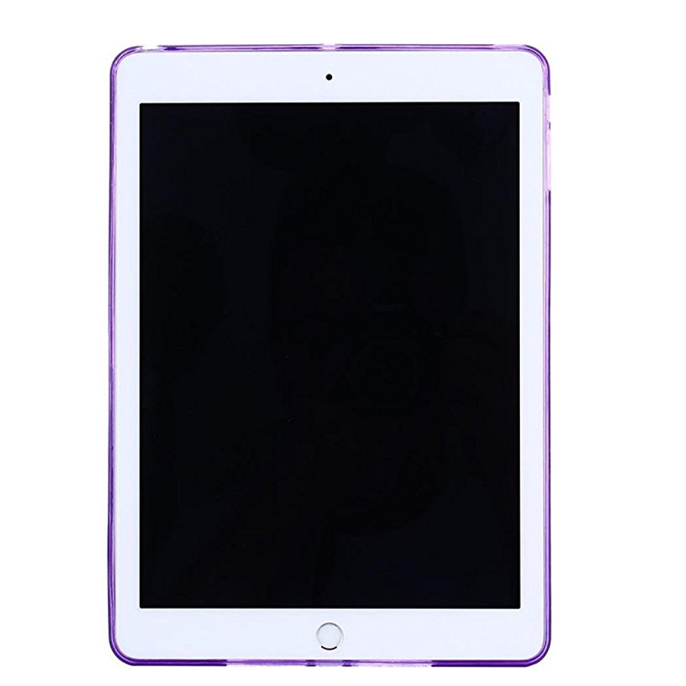 Soft TPU Cover for iPad Air 2/iPad 6 Case Silicone Transparent Slim Clear Cover