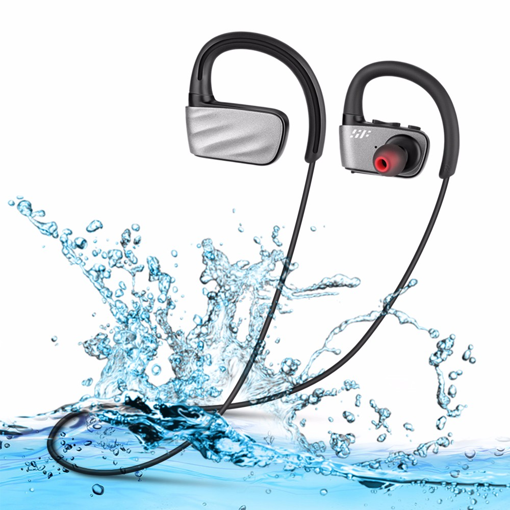 Siroflo IPX7 Waterproof Sport Bluetooth Earphone