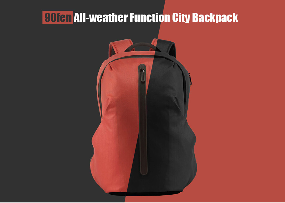 ac24dc4312 Xiaomi 90fen All-weather Function City Laptop Backpack -  61.59 Free ...