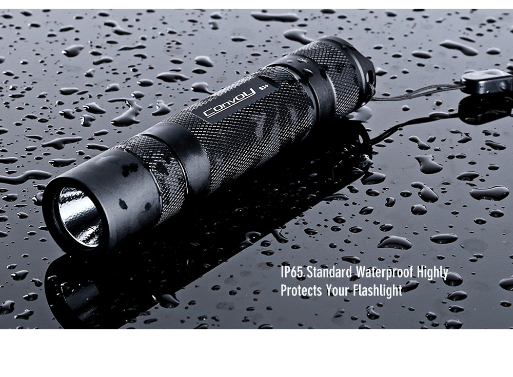 Opinion you Waterproof flashlights that can penetrate through fog