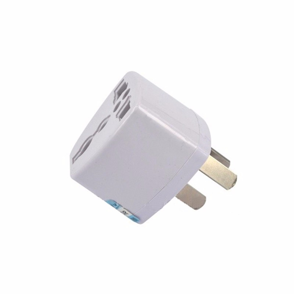 Power Adapter Travel Adaptor 3 Pin Au Converter Us Uk Eu To Plug Australian Core Electric Cable Wire Cables And Cord Female