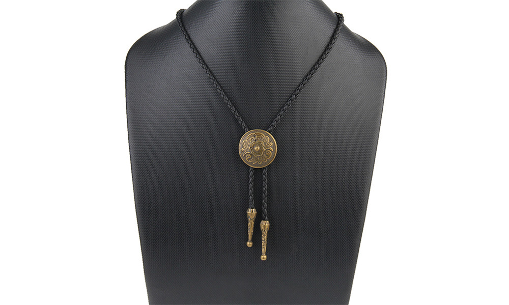 Hot New Fashion Accessories All-match Alloy Necklace