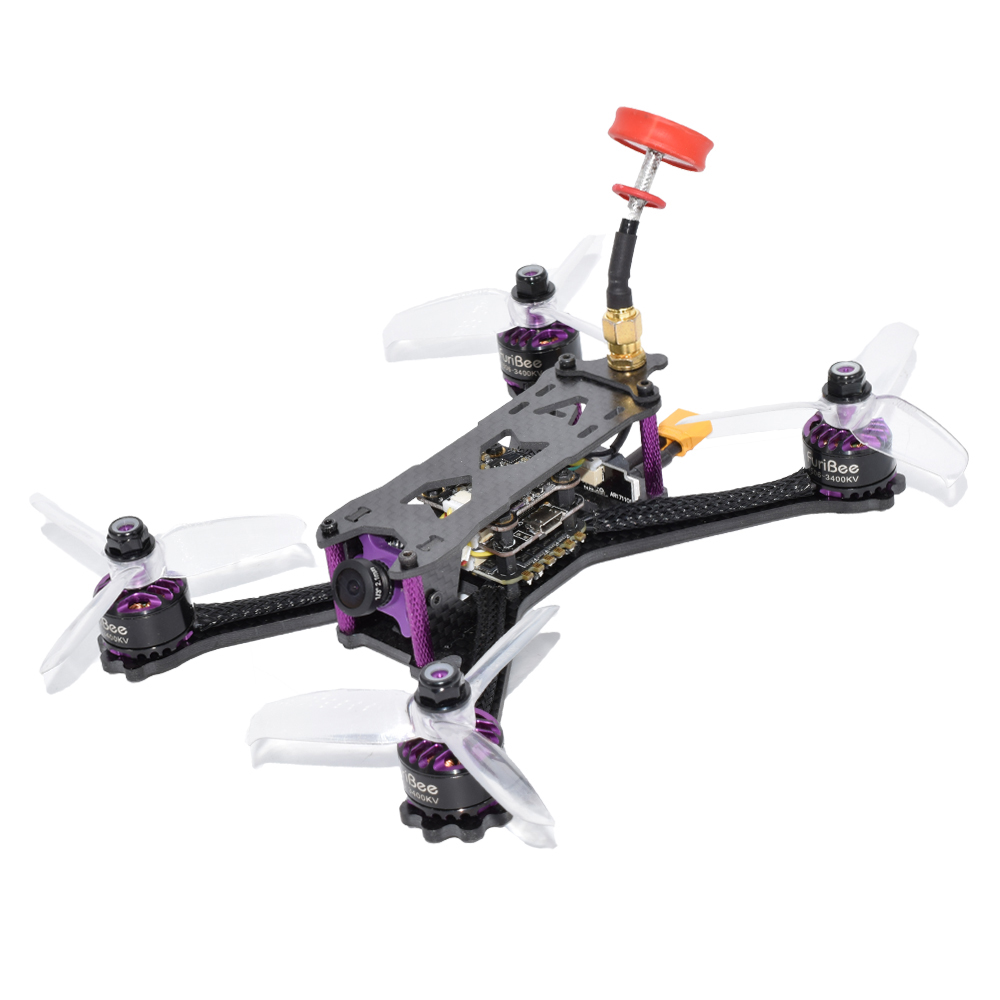FuriBee Geniuser 160mm FPV Racing Drone with F4 FC