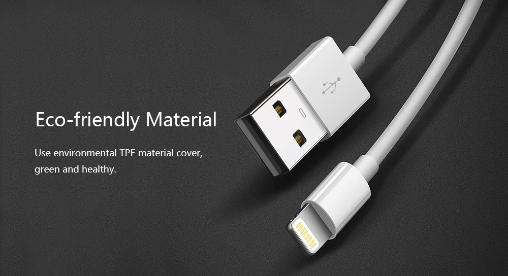 1M Data Sync Charger USB Cable Cord Wire for 8 Pin Devices