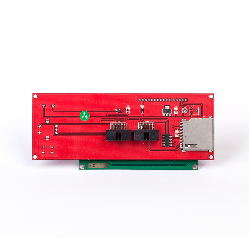 Flusn 3d Printer Mainboard Ramps14 Suite Touch Screen Controller 2004 Lcd Control Panel