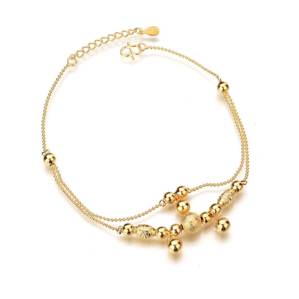 anklet elements swarovski made making with crystal gold overlay file in