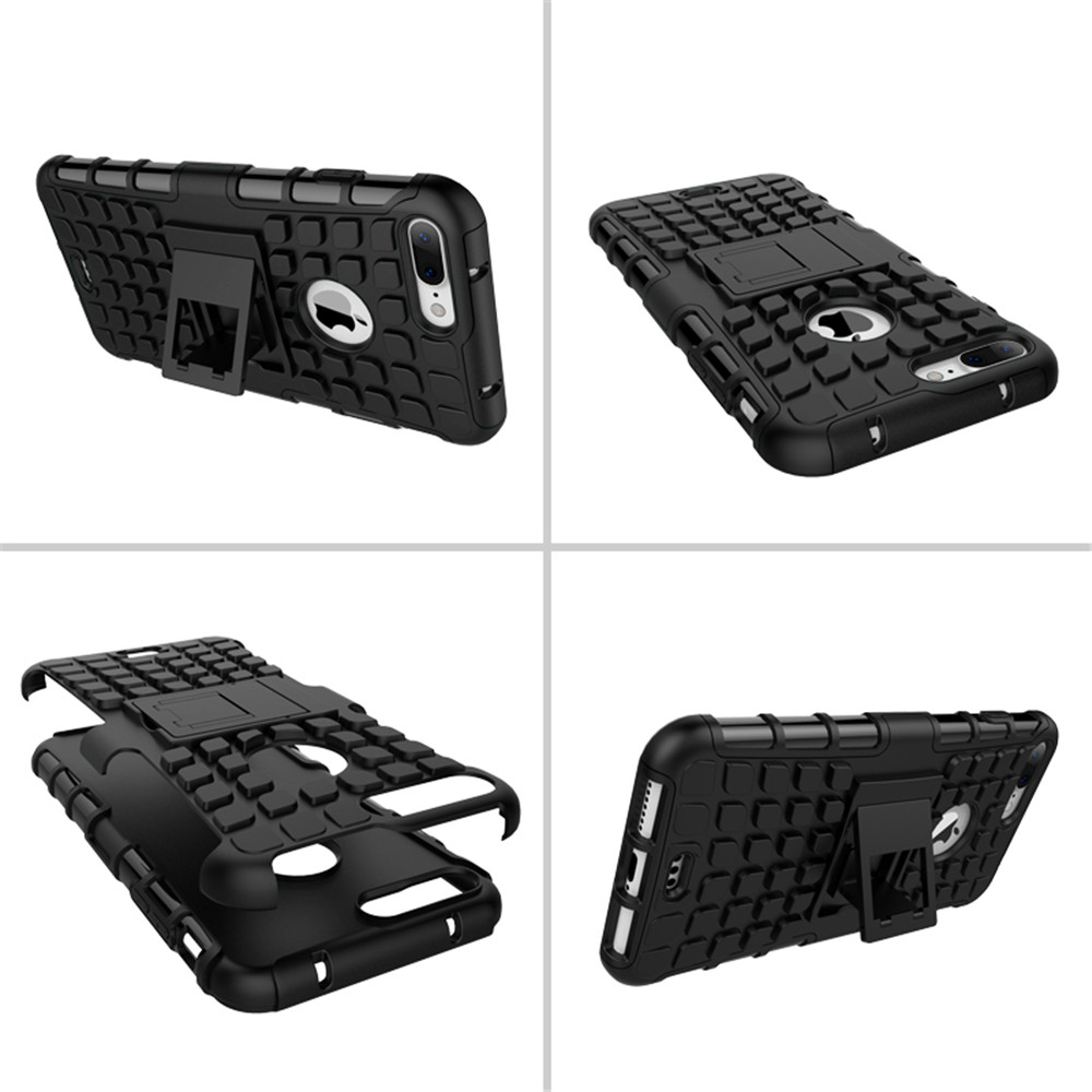 For iPhone 8 Plus Phone Shell Tires Phone Case