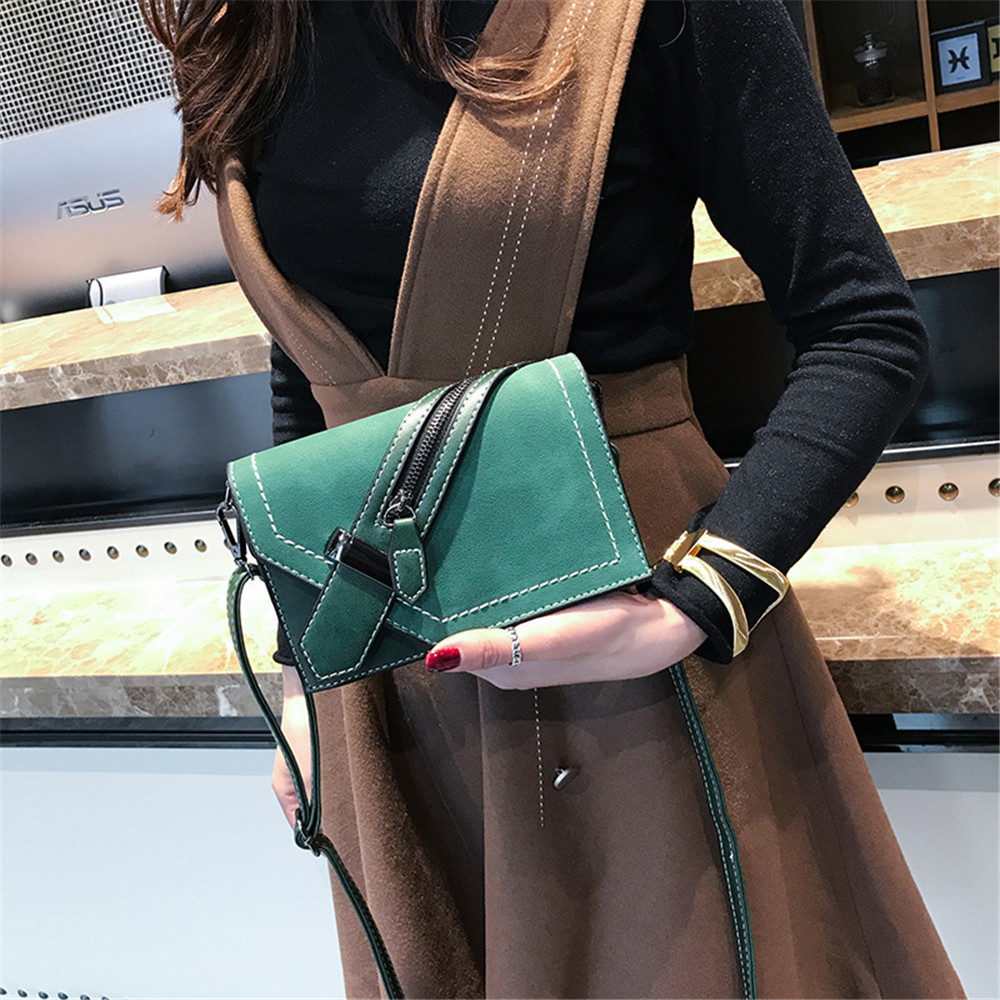Single Shoulder Bag Sports Bag Satchel Female Broadband 2017 New Small Korean Woman Student Bag Literary Small Fresh