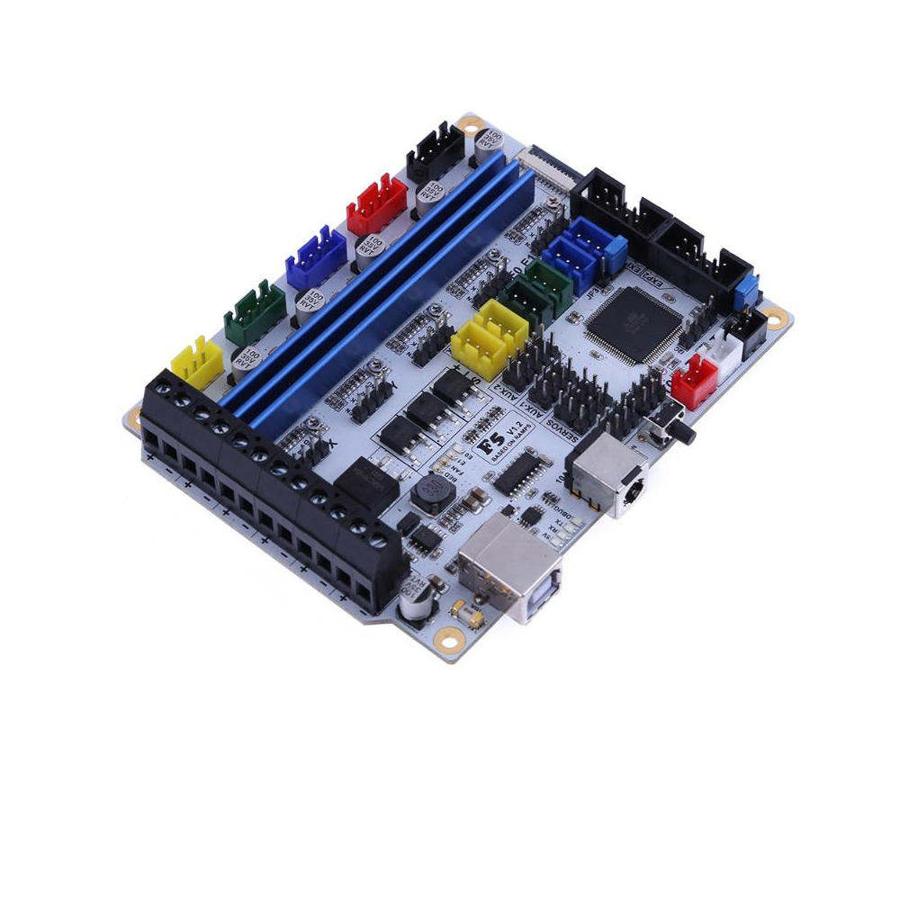 3d Printer Motherboard F5 V12 Ramps14 Control Board For Mks Base1 Electronic Components Blog Pest Repeller Circuit Package Contents 1 X F5v12 Data Cable