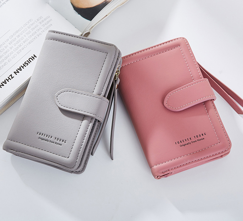 Women Wallet Lady Clutch Wallets Girl Coin Purse Credit Card Holder ...