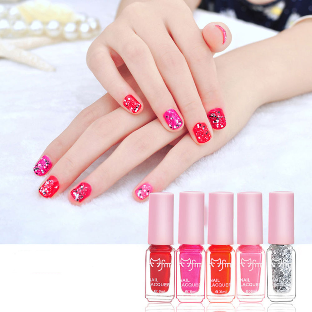 Nail Polish Combination Set ( 30ml ) Awesome Fashion Style Makeup ...
