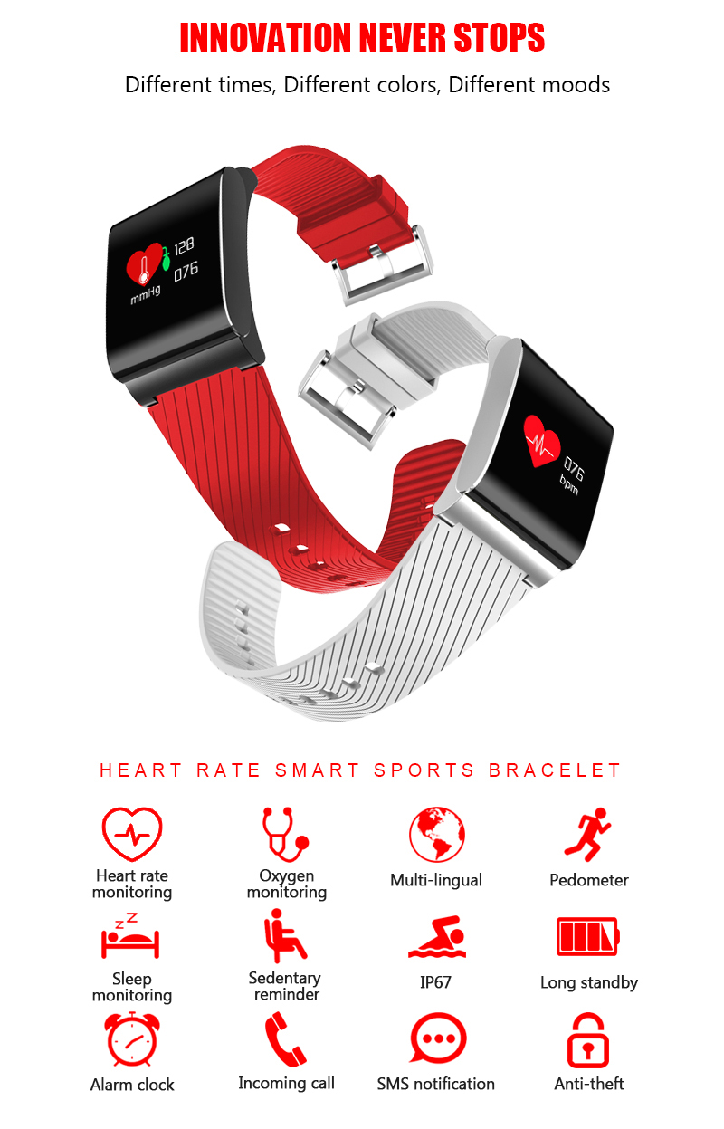 crane heart rate monitor watch instructions