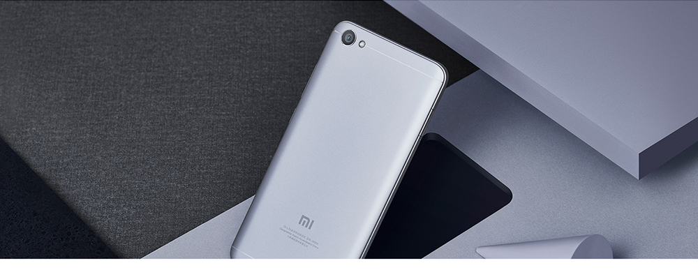Xiaomi Redmi Note 5A 4G Phablet Global Version 5.5 inch MIUI 8 and above Snapdragon 425 Quad Core 1.4GHz 2GB RAM 16GB ROM 13.0MP Rear Camera A-GPS
