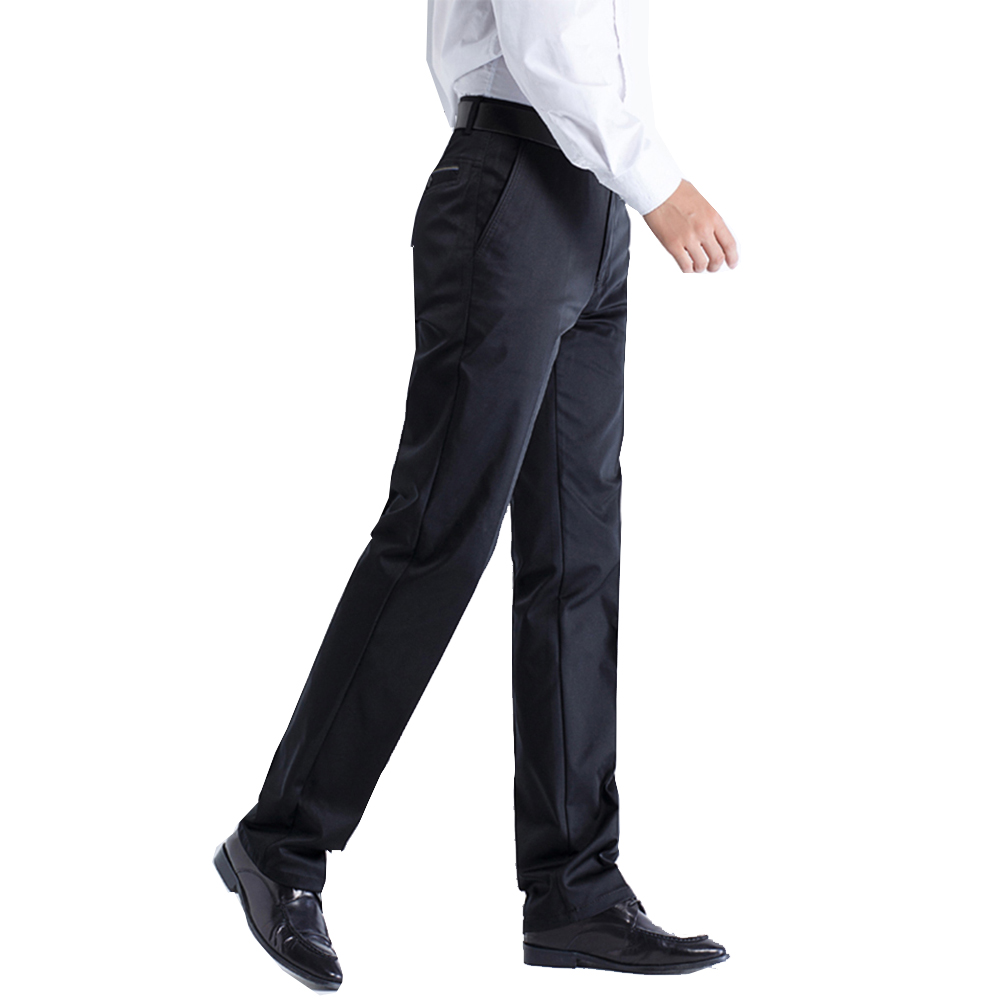 Anti-wrinkle No-iron Business Casual  Pants