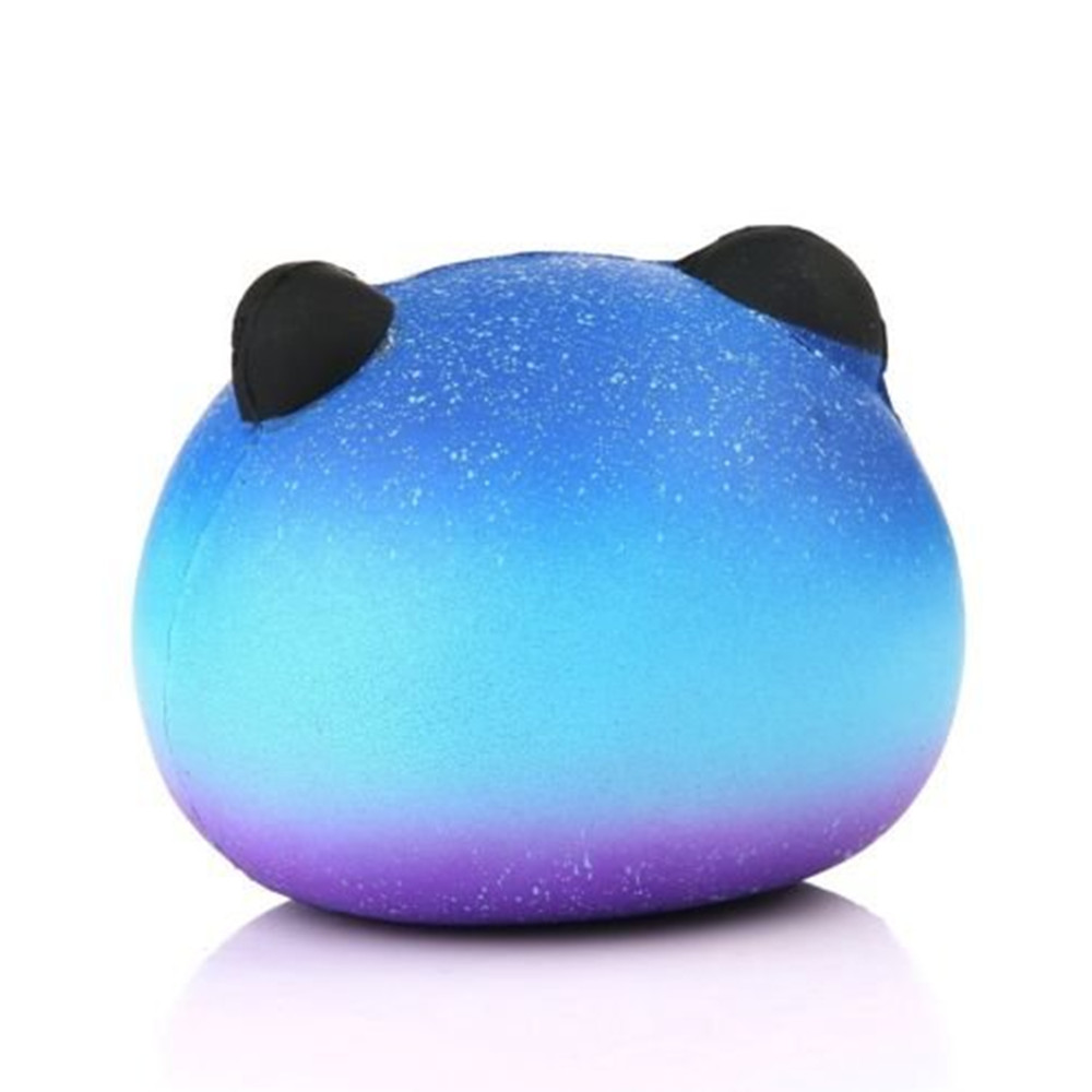 Cute Jumbo Squishy Slow Rising Soft Toy For Stress Relief 493 Circuits Kit Electric Clay Time Killing Colour